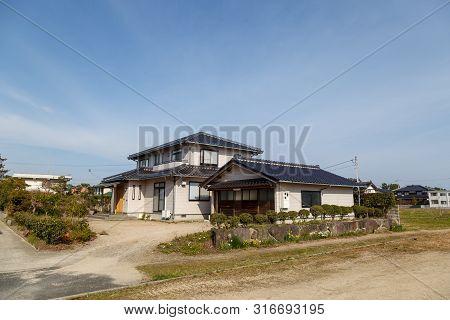 Hokuei, Tottori, Japan – March 20, 2019
