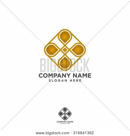 Luxury Logo, Classic And Elegant Logo Designs For Industry And Business, Interior Logo,crest Logo,de