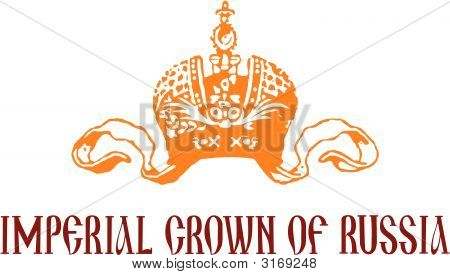 Russian Imperial Crown.Eps
