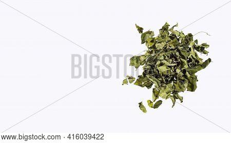 Organic Dried Moringa Leaves - Moringa Oleifera
