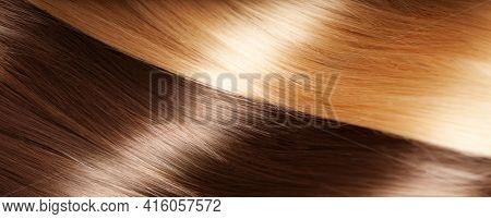 Shiny texture hair. Shiny hair texture