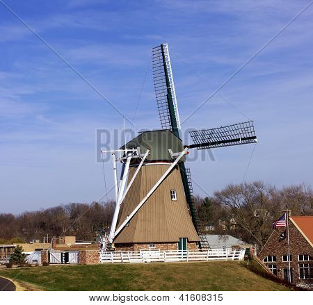 Fulton Dutch Mill