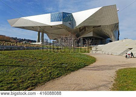 Lyon, France, February 19, 2021 :
