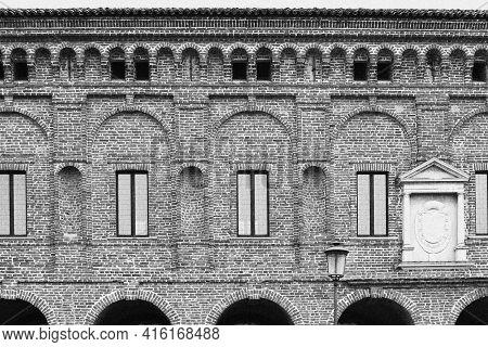 Old Galleria Degli Antichi, Casalmaggiore, Lombardia, Italia