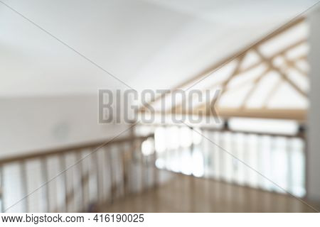 Blurredlluxurious Interior. Abstract Blur Background For Web Design. Bokeh Light Interior. Blur Imag