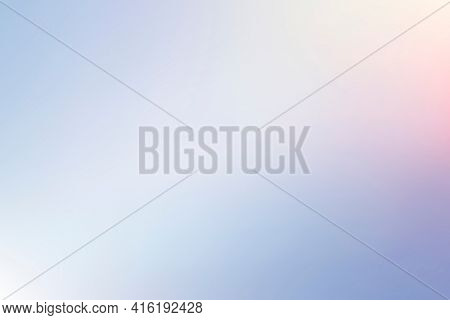 Blue and pink ombre background with gradient effect