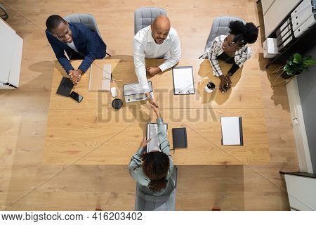 Business Staffing Panel Candidate Interview. Consultant Service