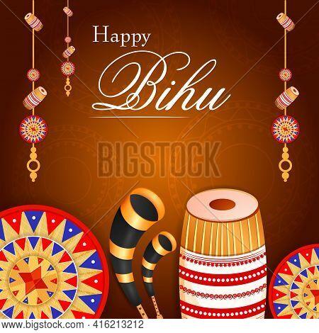 Assamese Happy New Year Bihu Celebrated In Assam, India