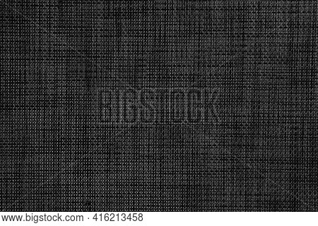 Black Relief Detailed Texture With Geometric Shapes And Natural Art Pattern
