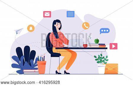 Online Education Platform, Language Tutoring, Video Call, Educational Webinar, Personal Tutor Course