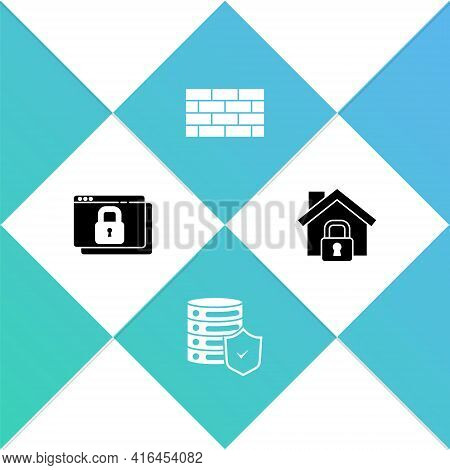 Set Secure Your Site With Https, Ssl, Server Shield, Firewall, Security Wall And House Under Protect