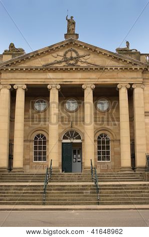 The Crown Court Building, York, England