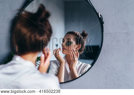 Womens Morning Facial Care, Under Eye Patches
