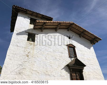 The Old Roman Catholic Church At Mission San Jose In San Jose, California