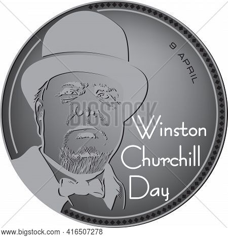 Date Dedicated To British Prime Minister Winston Churchill Day