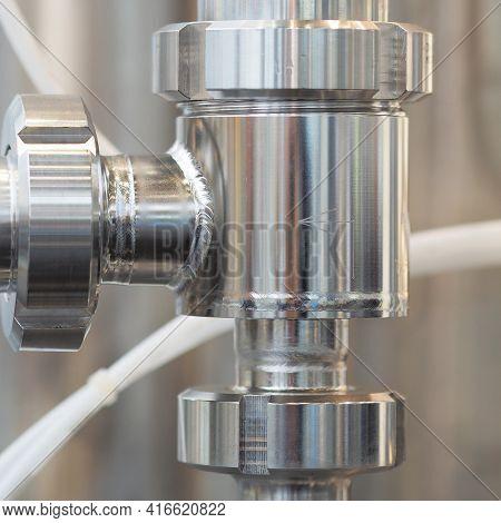 Industrial Stainless Steel Pipe Work Flange Fittings
