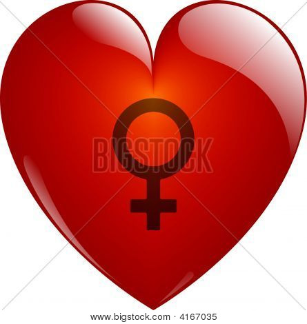 She. Glassy Heart