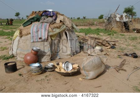 Shelter In Darfur