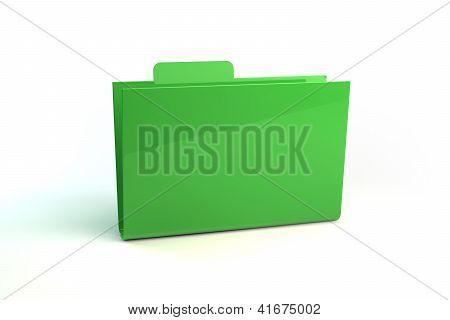 Green Folders