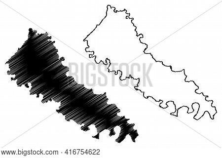 King William County, Commonwealth Of Virginia (u.s. County, United States Of America, Usa, U.s., Us)