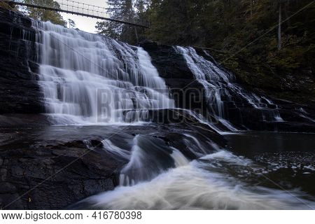 Cane Creek Cascades In Fall Creek Falls State Park In Tennessee