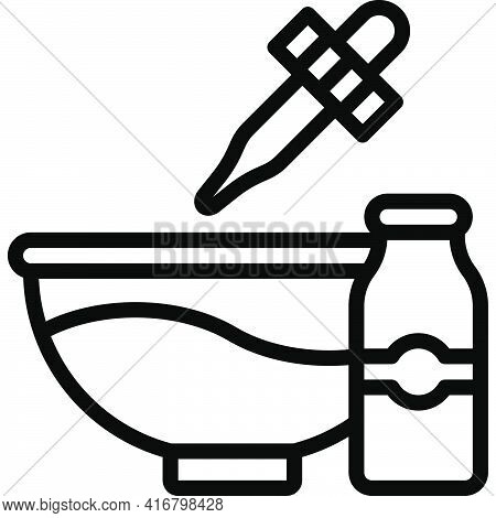 Add Flavor Icon, Bakery And Baking Related Vector Illustration