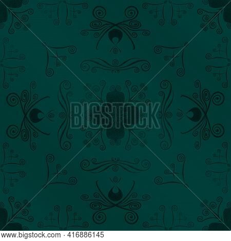 Abstract Wonderful Background Design Illustration For Your Text