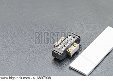 Dual Roller Compact Linear Guide For High Load Performance And Rigidity Accuracy Position Movement O