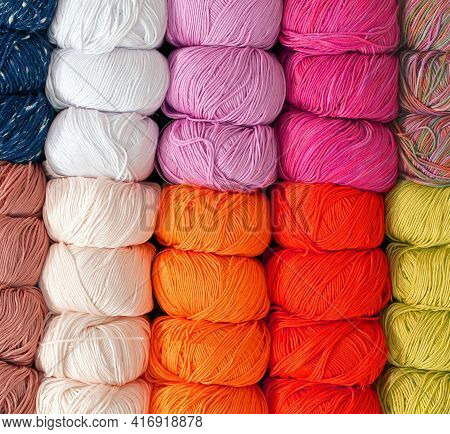 Soft Wool Balls For Sale In The Shop Knitwear Items