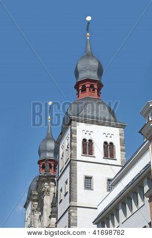 Name Of Jesus Church In Bonn
