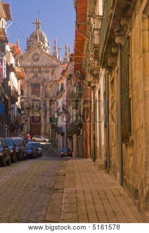 Old Town Of Porto