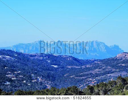 Montserrat Mountains