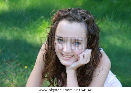 Blue Eyed Female
