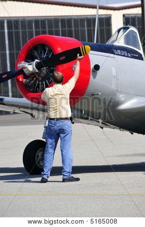 A Proud Pilot-owner