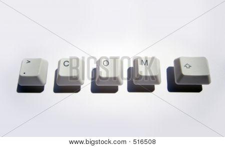 Dotcom Keys