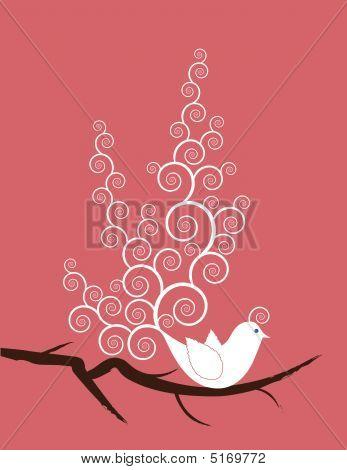 Quail Bird Illustration