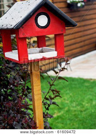 Red Bird House