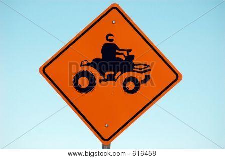 Atv Sign