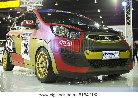 Thailand International Motor Expo 2013