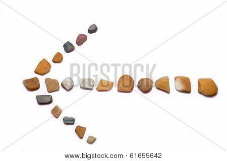 Stones Arrow