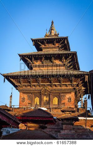 Taleju Temple, Kathmandu