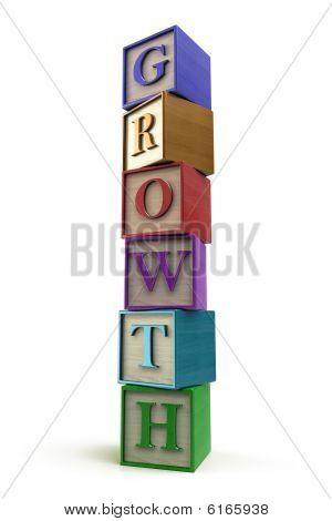 Wooden children blocks
