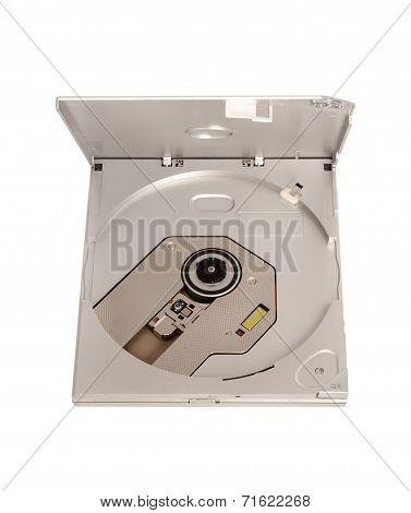 Electronic Collection - Portable External Slim Cd Dvd Drive