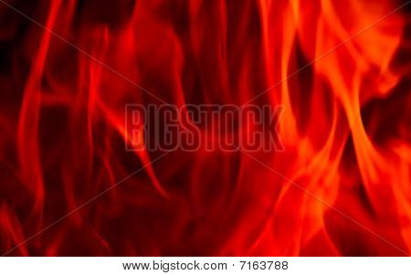 Flames Fire of Hell