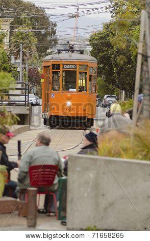 Castro Trolley, San Francisco