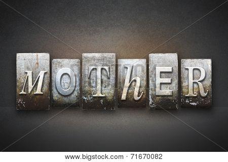 Mother Letterpress