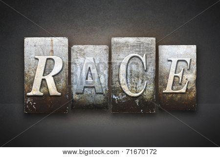 Race Letterpress