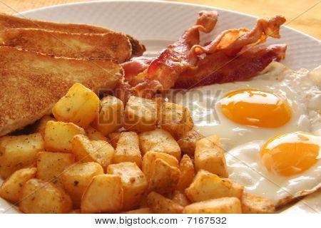 Breakfast Eggs.