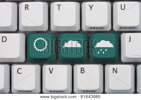 Getting Your Weather Forecast Online