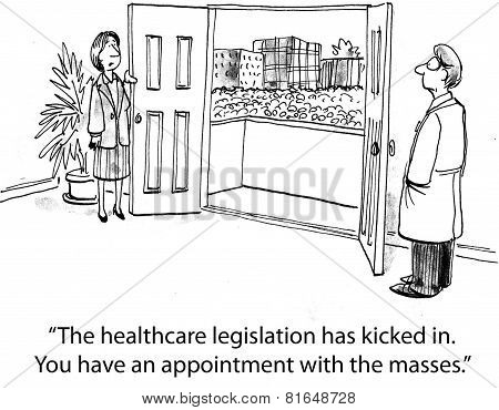Healthcare Legislation